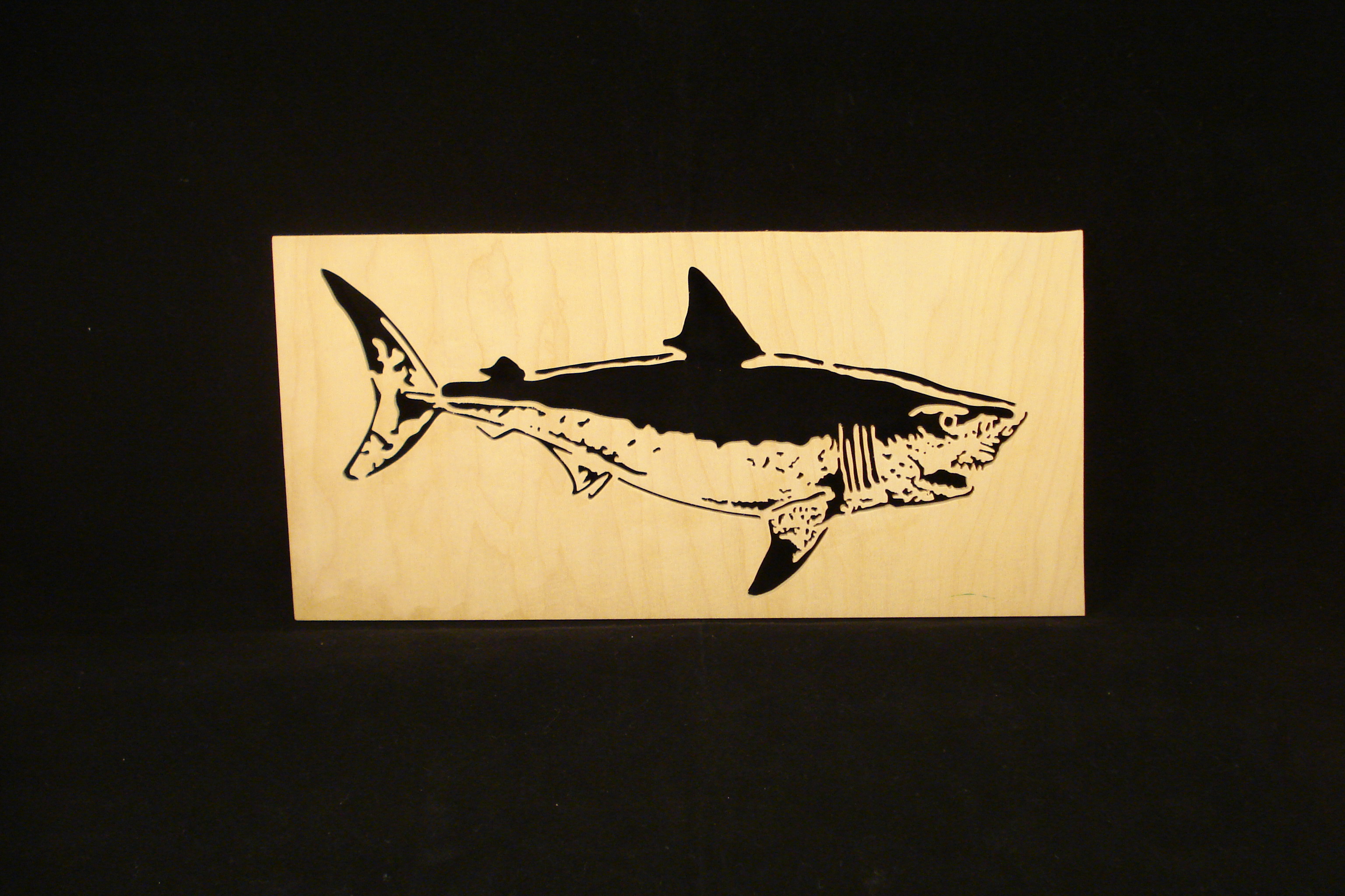 Shark Scroll Saw Patterns